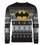 DC Comics Knitted Sweater Batman Yellow Signal