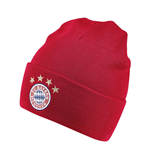 2018-2019 Bayern Munich Adidas Woolie Hat (Red)
