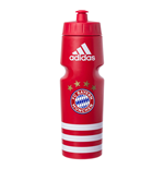 2018-2019 Bayern Munich Adidas Water Bottle (Red)
