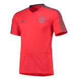2018-2019 Bayern Munich Adidas Training Shirt (Red)