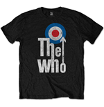 The Who Men's Tee: Elevated Target