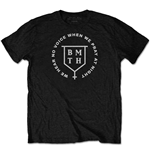 Bring Me The Horizon Men's Tee: No Voice