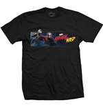 Marvel Comics Men's Tee: Ant Man & The Wasp Banner