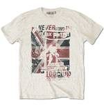 The Sex Pistols Men's Tee: 100 Club