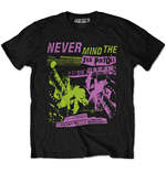 The Sex Pistols Men's Tee: Japanese Poster