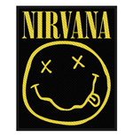 Nirvana Standard Patch: Smiley (Loose)