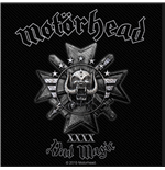 Motorhead Standard Patch: Bad Magic (Loose)
