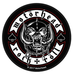 Motorhead Standard Patch: Biker Badge (Loose)