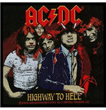 AC/DC Standard Patch: Highway to Hell (Loose)