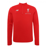 2018-2019 Liverpool Training Hybrid Sweater (Red)