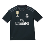 2018-2019 Real Madrid Adidas Away Shirt (Kids)