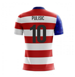 2018-19 USA Airo Concept Home Shirt (Pulisic 10) - Kids