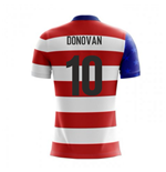 2018-19 USA Airo Concept Home Shirt (Donovan 10)