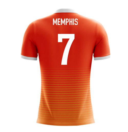 2018-19 Holland Airo Concept Home Shirt (Memphis 7) - Kids