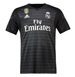 2018-2019 Real Madrid Adidas Home Goalkeeper Shirt