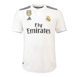 2018-2019 Real Madrid Adidas Authentic Home Football Shirt