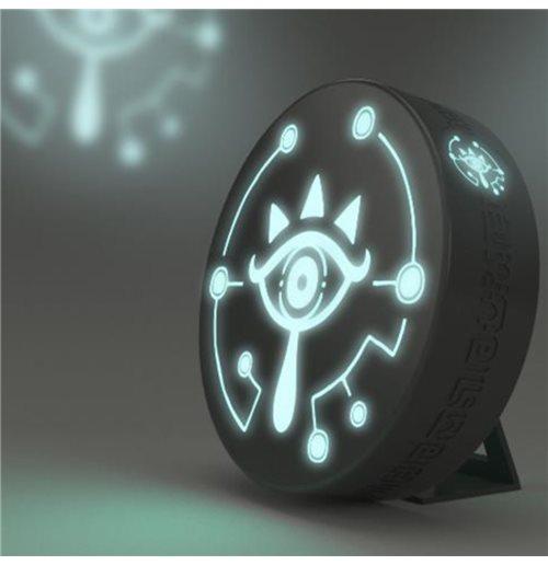 Official The Legend Of Zelda Table Lamp 301356 Buy Online On Offer