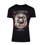 Guinness - Dog's Head Bottling Men's T-shirt