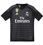 2018-2019 Real Madrid Adidas Home Goalkeeper Shirt (Kids)