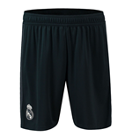 2018-2019 Real Madrid Adidas Away Shorts (Grey)
