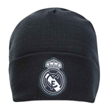 2018-2019 Real Madrid Adidas Woolie Hat (Dark Grey)