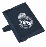 2018-2019 Real Madrid Adidas Wallet (Dark Grey)