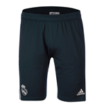 2018-2019 Real Madrid Adidas Training Shorts (Dark Grey)