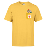 Nintendo T-Shirt Bowser Pocket