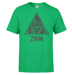 Nintendo T-Shirt Triforce