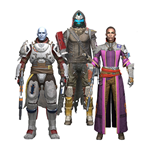 Destiny 2 Action Figures 18 cm Assortment (8)