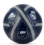 2018-2019 Real Madrid Adidas Supporters Football (Dark Grey)