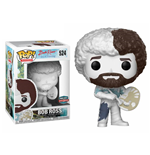 The Joy of Painting POP! Television Vinyl Figure Bob Ross DIY 9 cm