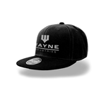 Batman - Wayne Industries Snapback Cap - Headwear Black