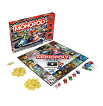 Nintendo Board Game Monopoly Gamer Mario Kart Edition *German Version*