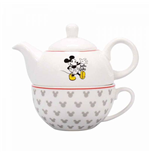 Mickey Mouse Teapot & Mug If You Can Dream It
