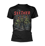 Seether T-shirt Mind Control