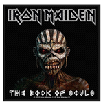 Iron Maiden Standard Patch: The Book Of Souls (Packed)