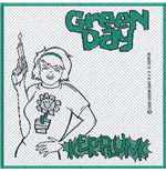 Green Day Standard Patch: Kerplunk (Loose)