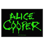 Alice Cooper Standard Patch: Logo (Loose)