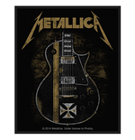 Metallica Standard Patch: Hetfield Guitar (Loose)