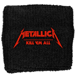 Metallica Sweatband: Kick 'Em All
