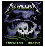 Metallica Standard Patch: Creeping Death (Loose)
