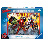 The Avengers Puzzles 302581