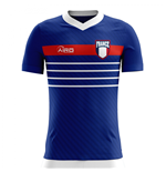2018-2019 France Home Concept Football Shirt