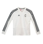 2018-2019 Real Madrid Adidas Training Top (White) - Kids