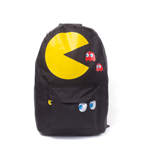 Pac-man - Pac-man & Blinky Placement Printed Backpack