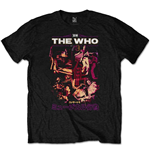The Who Men's Tee: Japan '73