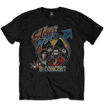 The Who Men's Tee: Live in Concert