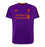 2018-2019 Liverpool Away Football Shirt