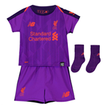 2018-2019 Liverpool Away Baby Kit